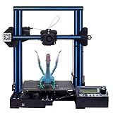 GIANTARM Geeetech Neuer A10 3D-Drucker mit Großem Bauraum: 220 * 220 * 260mm, Schnell Aufzubauendes DIY Kit. Für 1.75mm PLA.