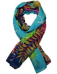 Ladies elegant and Fashionable viscose printed scarf - SAMUNDRA