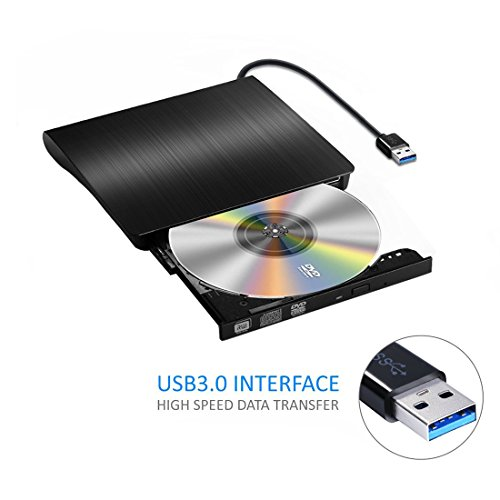 Yododo-Externes-USB-30-DVDCD-laufwerk-DVD-RW-DVD-CD-Brenner-fr-Macbook-Macbook-Pro-Macbook-Air-iMac-OS-Windows-VistaXP7810-Desktop-Notebook-Schwarz-Neue-Version