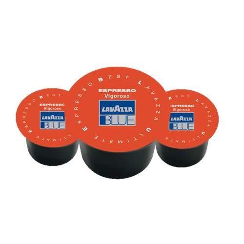 Espresso Vigoroso capsule Lavazza BLUE - 100 pezzi
