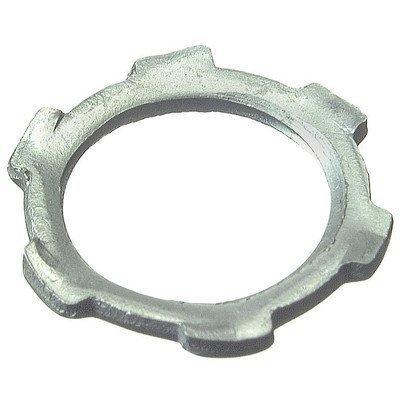 Halex 26195 10 Count 1-1/2-Inch Steel Conduit Locknut by Halex -
