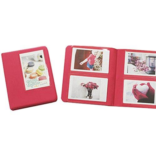 fuji-instax-photo-album-cheki-63-1-pocket-rose-pink-for-fuji-instax-mini-7s-50s-polaroid-mio-300-lom