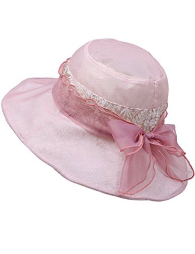 Anti-UV Beach Cap Outdoor Sun Hat Large Le long du chapeau de plage pliable ( Couleur : 1 ) 2