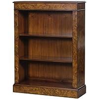 Comparador de precios Casa-Padrino librería de Caoba de Lujo marrón 91 x 31 x H. 123 cm - Mobiliario de Oficina de Lujo - precios baratos