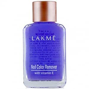 Lakme Nail Color Remover (27ml) (Pack of 2)