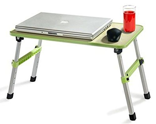 Playking Multi-Purpose Color Foldable Wooden Study Table , Bed Table  available at amazon for Rs.899