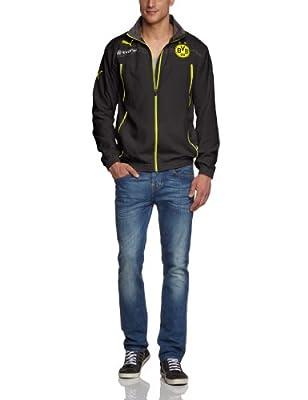 PUMA Herren Präsentationsjacke BVB Woven Jacket with Sponsor Logo von PUMA - Outdoor Shop