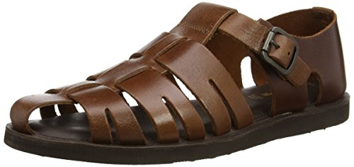 Red Tape Herren Rav Sandalen Braun (Tan)