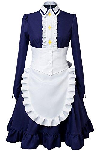 Seven Deadly Sins Nanatsu no Taizai 2 Elizabeth Liones Mädchen Kleid Cosplay Kostüm Damen S