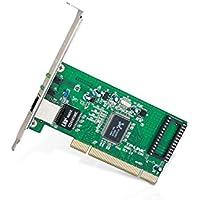 TP-LINK TG-3269 - Adaptador de red Gigabit PCI (control de flujo 802.3x, 32 bits, RJ45, Plug and Play)