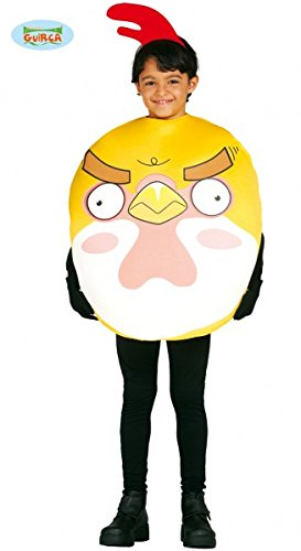 Disfraz de Pollito Angry en varias tallas