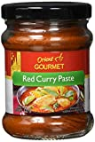 ORIENT GOURMET Rote Currypaste, 4er Pack (4 x 227 g)