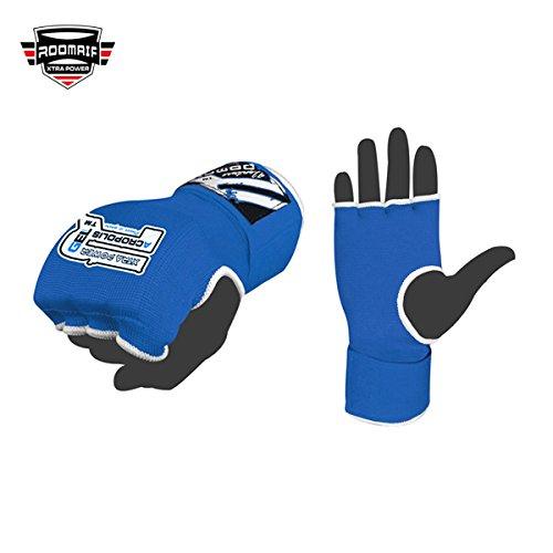 ROOMAIF GEL Quick Hand Bandagen Quality Sandsackhandschuhe Kampfsport Boxen Handschuhe gepolstertn
