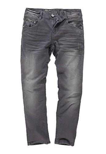 Lemmi Jungen Hose Boys Tight fit Big Jeans, Grau (Grey Denim 0016), 128 Big Boy Jean