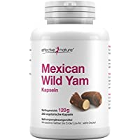effective nature Mexican Wild Yam Kapseln - 240 Stk. preisvergleich bei billige-tabletten.eu