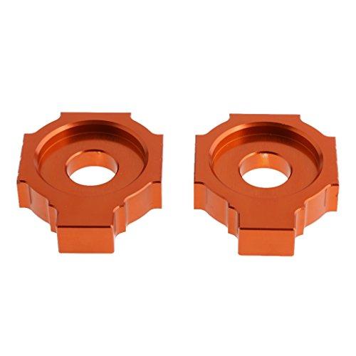 perfk Kettenspanner Block Kettenführung Kettenspanner Rollenkette Für KTM RC 125/200/390 2014