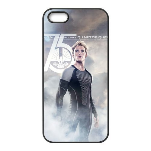 The Hunger Games Catching Fire Mockingjay Cool Custom Hot Design Coque arrière pour iPhone 5/5S