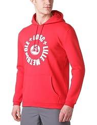 LOSC Sweat-shirt Logo Sweat à capuche homme