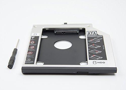 highfine 2nd HDD SSD-Festplatte Caddy für Lenovo ThinkPad gebraucht kaufen  Wird an jeden Ort in Deutschland