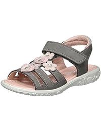 Ricosta Mädchen Chica Offene Sandalen mit Keilabsatz