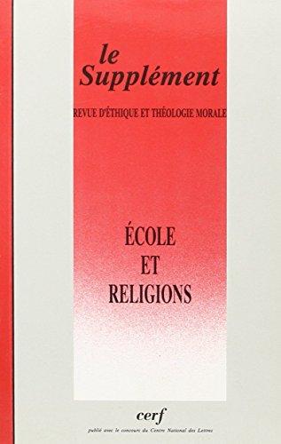 Revue d'Éthique et de Theologie Morale 181