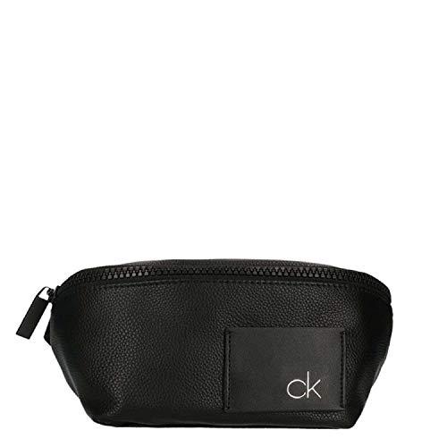 Calvin Klein Herren Ck Direct Waistbag Taschenorganizer, Schwarz (Black), 1x1x1 cm -