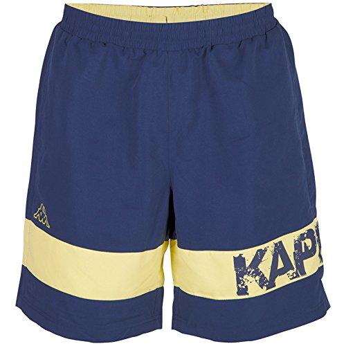 Kappa Uomo wasilli Shorts blu notte