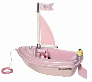 Zapf Creation Baby Born Boat with Horn