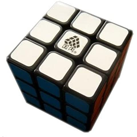 Black Type C V WitYou 3x3x3 Cube Puzzle by WitYou