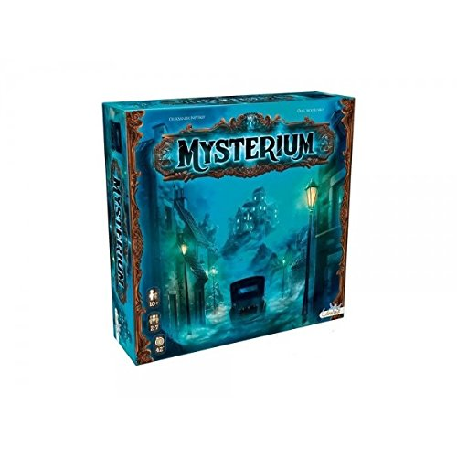 Asmodée Mysterium Jeux de Mystères