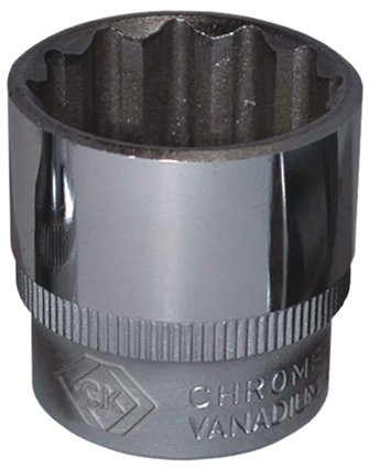 CK OUTILS-T4690M 10 mm-métrique Bi-Hex Socket