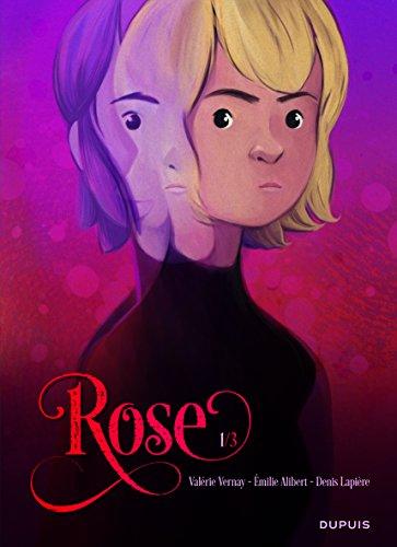 Rose : Double vie n° 1<br /> Rose : Double vie 1/3