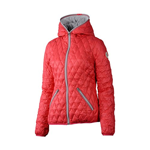 Sun Valley Smu piumino da donna Raspberry-Red