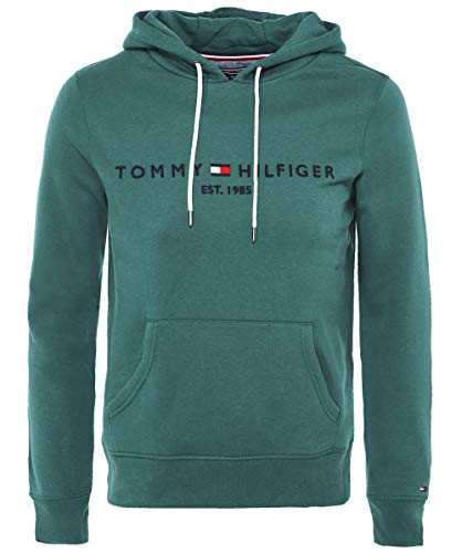 b78a63fb0bc5 Tommy hilfiger logo hoodies the best Amazon price in SaveMoney.es