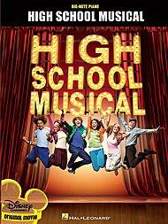 High School Musical - Selections (Big-Note Piano). Für Klavier