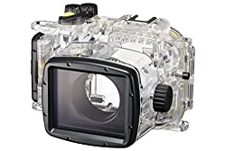 Canon Wp-dc55 Waterproof Case For G7x Mark Ii - Transparent