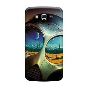 CaseLite Premium Printed Mobile Back Case Cover With Full protection For Samsung Grand 2 7106 (Designer Case)