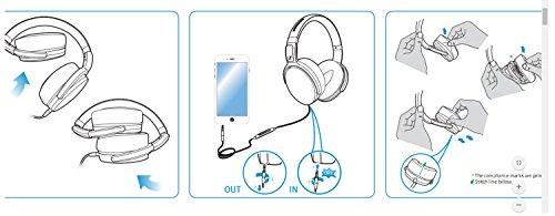 Sennheiser HD 4.30i Headset (geschlossenes, ohrumschließendes, geeignet für Apple iOS) schwarz - 6