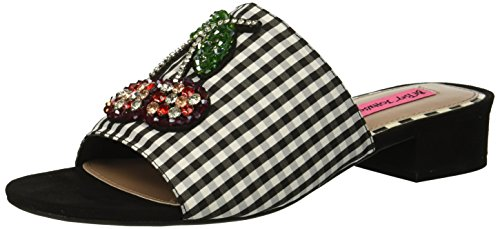 Betsey Johnson Damen Heat, Schwarz/Mehrfarbig, 37.5 EU Betsey Johnson Jeans