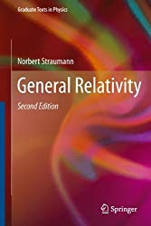 General Relativity (Graduate Texts in Physics) by Norbert Straumann (2012-10-09)