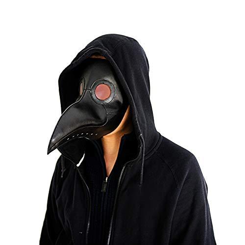 Molezu Máscara De Látex Espeluznante Terror Peste