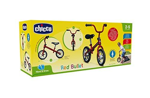 Chicco 17161 – Prima Bicicletta, Rosso, 2-5 anni - 4