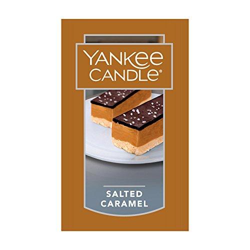 "Yankee Candle Duftkerze im Glas, Duft:""Salted Caramel"", braun, L"