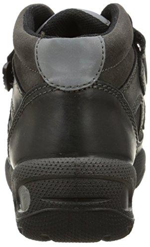 Primigi Silvio Jungen Sneaker Schwarz - Noir (Nero/Grigio Sc)