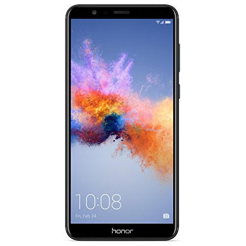Honor 7X (Black, 4GB RAM + 32GB memory)