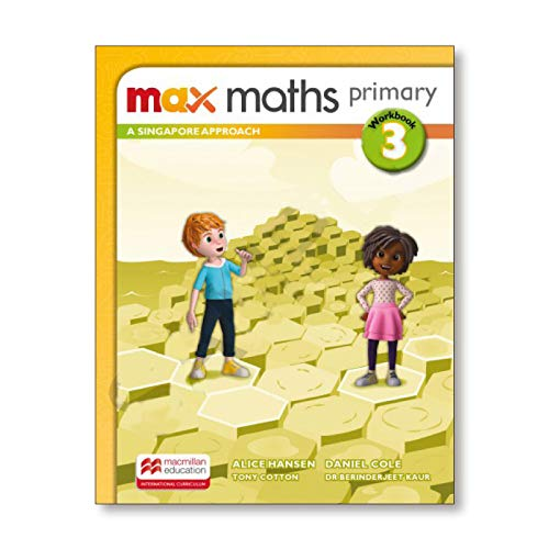 Max Maths Pri A Sing Appr Wb 3 (Max Maths Primary)