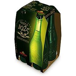 Alhambra Reserva 1925 - Cerveza Botella 330 ml (Pack de 4)