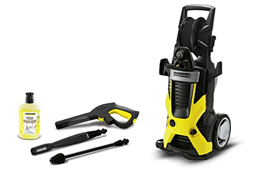 Karcher K7 Car 3000-watt High Pressure Washer (yellow)