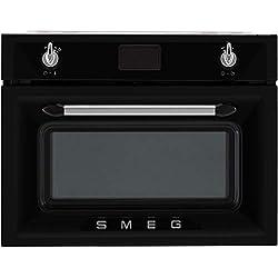 Smeg sf4920mcn1-Four (Petit, Four électrique, 40L, 40L, 30-250°C, 2000W)