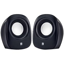 iBall Soundwave 2 2.0 Channel Multimedia Speakers (Black)